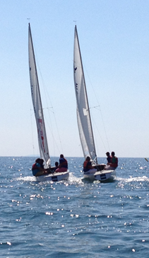 September 2014 – Xerox Hellas ECG team Match Races & debriefs on team evolution & dynamics