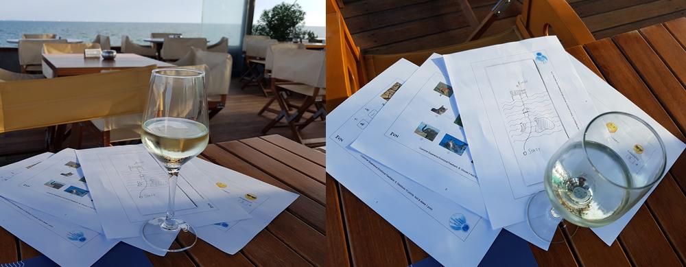 Emotional feedback for Customer Service week @ Piraeus Sailing Club Sept 2017