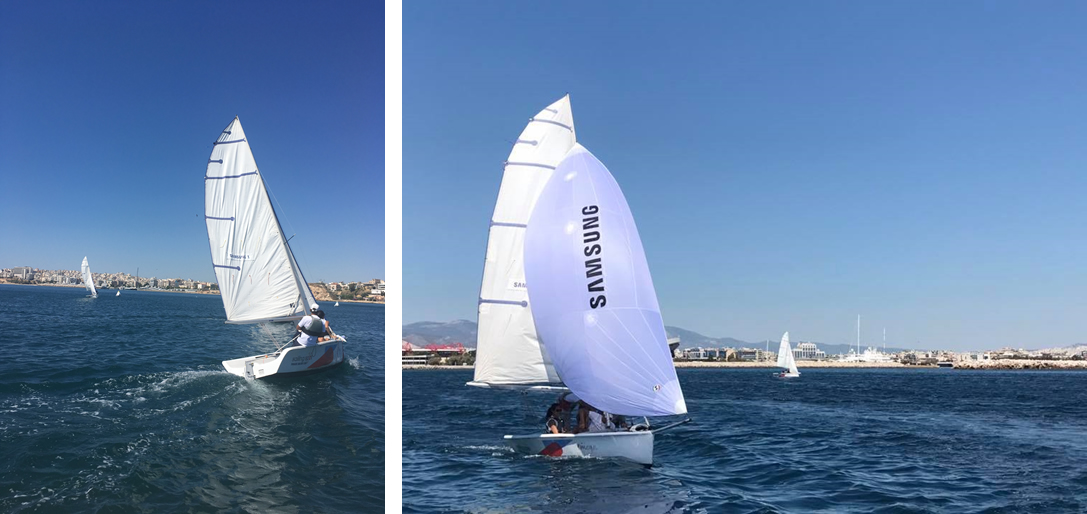 Samsung @Piraeus Sailing Club Sept 2017